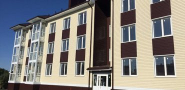 "Квартира, с. Репное, мкр. ""Парус"", ул. Лодочная, д.16, 3 этаж, кв. 28"