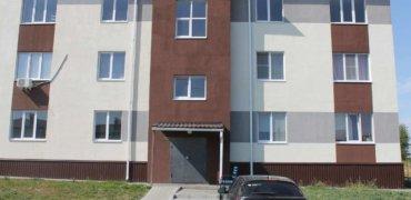 Квартира, с. Репное, ул. Пражская, 17Б, 3 этаж