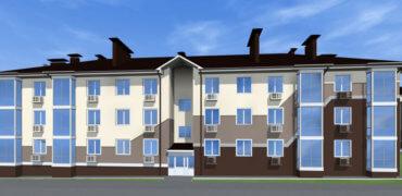 "Квартира, с. Репное, мкр. ""Парус"", ул. Лодочная, д.16, 2 этаж, кв. 15"