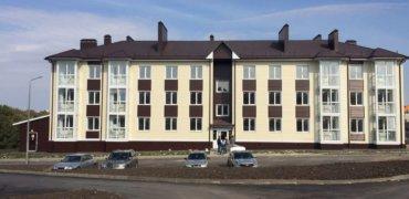 "Квартира, с. Репное, мкр. ""Парус"", ул. Лодочная, д.16, 3 этаж, кв. 31"