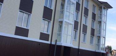"Квартира, с. Репное, мкр. ""Парус"", ул. Лодочная, д.16, 3 этаж, кв. 35"
