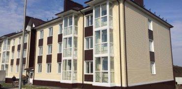 "Квартира, с. Репное, мкр. ""Парус"", ул. Лодочная, д.16, 3 этаж, кв. 26"