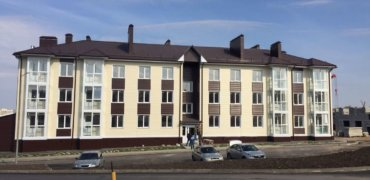 "Квартира, с. Репное, мкр. ""Парус"", ул. Лодочная, д.16, 2 этаж, кв. 21"