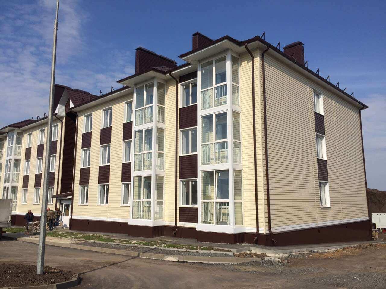 "Квартира, с. Репное, мкр. ""Парус"", ул. Лодочная, д.16, 1 этаж, кв. 7"