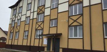 """Квартира, с. Репное, мкр. """"Парус"""", ул. Венская, д.1М, 2 этаж, кв. 11"""