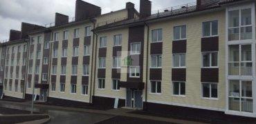 "Квартира, с. Репное, мкр. ""Парус"", ул. Лодочная, д.14, 1 этаж, кв. 26"