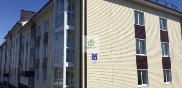 "Квартира, с. Репное, мкр. ""Парус"", ул. Лодочная, д.14, 2 этаж, кв. 58"