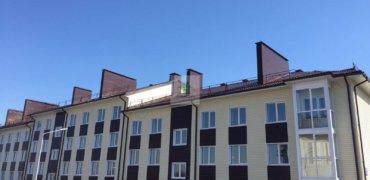 "Квартира, с. Репное, мкр. ""Парус"", ул. Лодочная, д.14, 2 этаж, кв. 34"