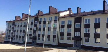 "Квартира, с. Репное, мкр. ""Парус"", ул. Лодочная, д.14, 3 этаж, кв. 63"
