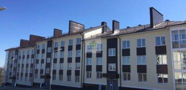 "Квартира, с. Репное, мкр. ""Парус"", ул. Лодочная, д.14, 1 этаж, кв. 52"
